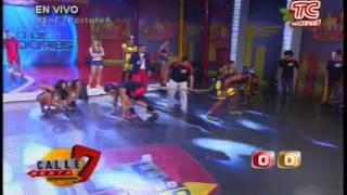 Calle 7 - Douglas vs luis culebra - Fuerzas opuestas