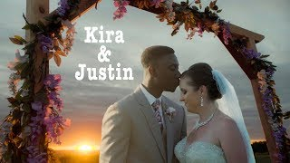 Wedding Video in the Finger Lakes | Sunset on Seneca