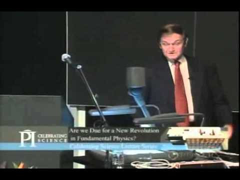 Are We Ready for a New Revolution in Physics Roger Penrose