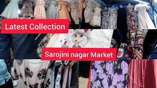 Sarojini nagar Market Delhi/Latest Summer and Winter Collection/October Collection