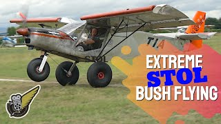 Extreme Bush Flying Demos In A Zenith CH-701