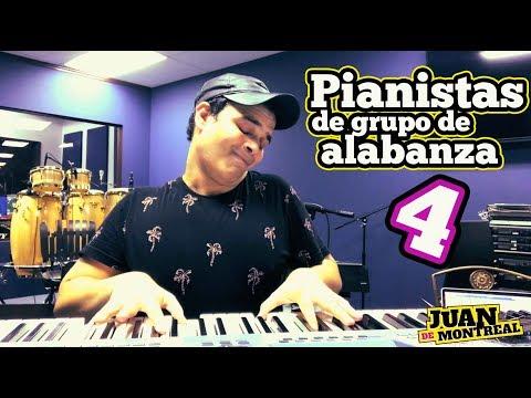 Pianistas de Grupo de Alabanza #4