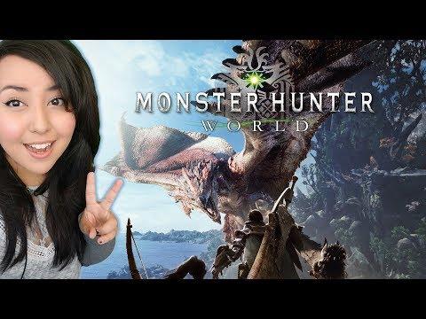 Monster Hunter: World || Live Game play! #11