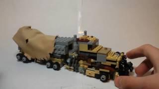 lego Transformer DOTM Megatron #79
