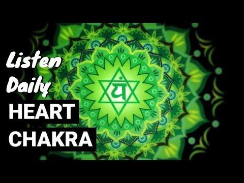 Heart Chakra Guided Meditation - Activating, Healing, & Balancing