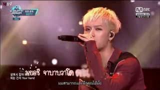 「KARAOKE-THAISUB」160929 GOT7 - Let Me (Live ver.)