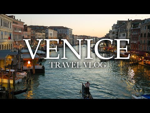 VENICE TRAVEL VLOG | It's That Time For