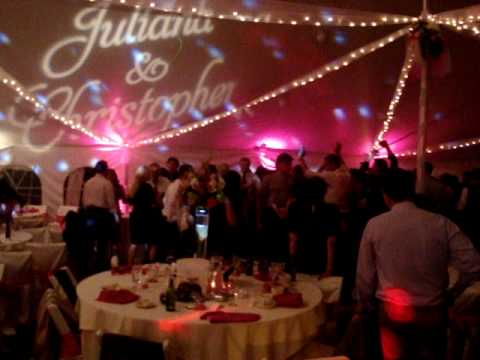 Juliana Christopher The Mill On River Tented Wedding Evacuate Dance Floor Mpg