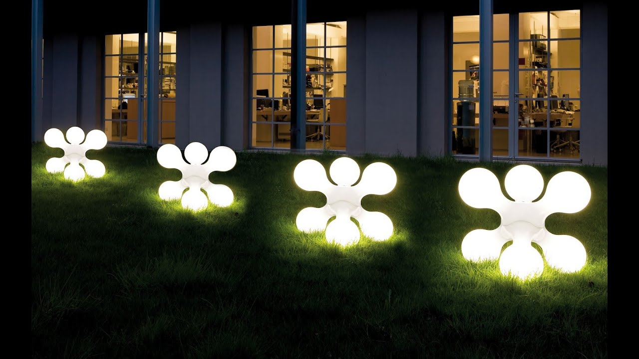 Landscape Lighting Ideas with Various Styles - YouTube