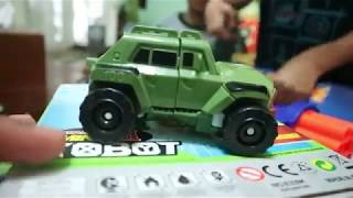 (Unboxing Tobot Series) TOBOT MINI K   (Please SUBSCRIBE)