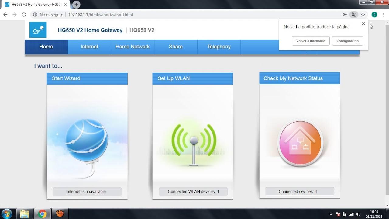 Modem Cnt Configurando en Modo Switch - смотреть онлайн на
