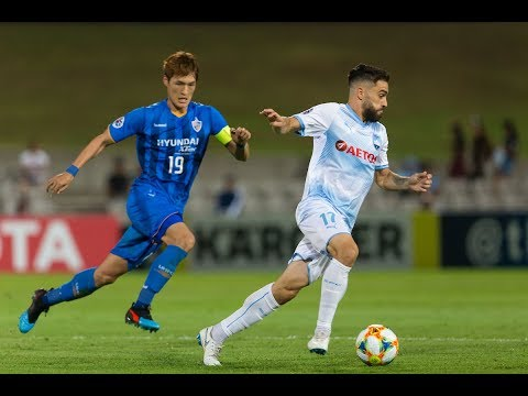 Sydney FC 0-0 Ulsan Hyundai FC (AFC Champions League 2019: Group Stage)