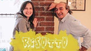 Risotto Tarifi (İtalyan şefim Enzo ile Risotto yapmanın püf noktalarını verdik)