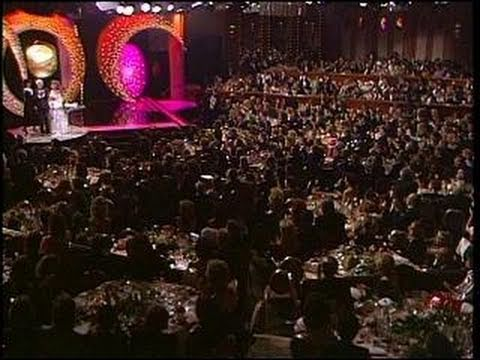Oliver Stone Wins Best Director Motion Picture - Golden Globes 1987