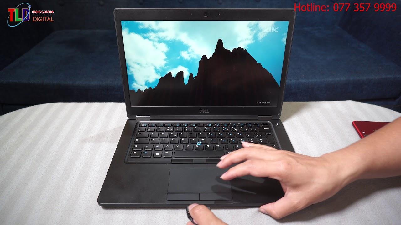 Đánh Giá Hiệu Năng Laptop DELL Latitude 5490 Máy Tốt Cho Doanh Nhân