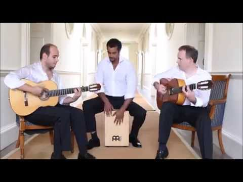 Flamenco Guitar Duo UK - Buleria - Moraito Chico Persa - Cover
