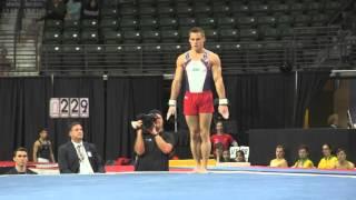 Sam Mikulak (USA) - Floor - 2016 Pacific Rim Championships Team/AA Final