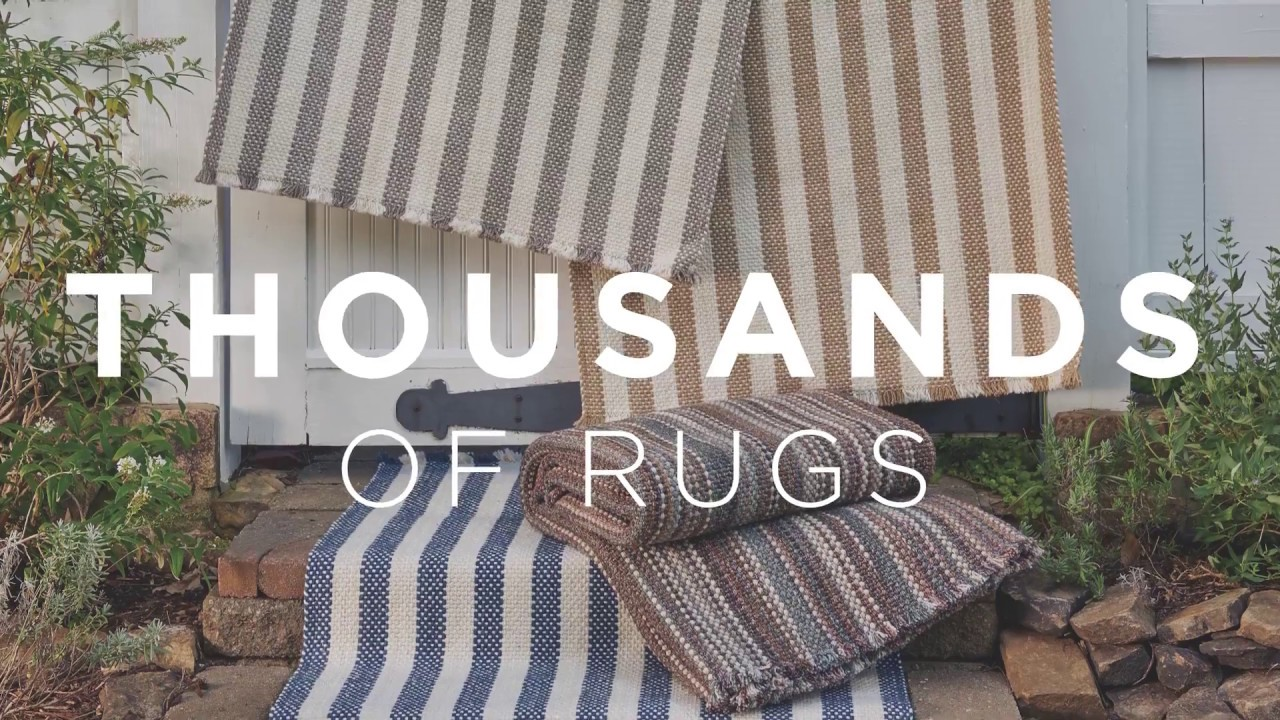 Capel Rugs: 2017 Tent Sale- Troy, NC - YouTube