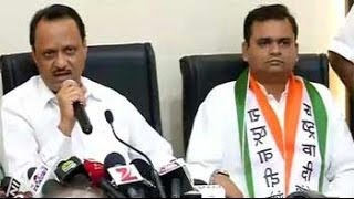 Shiv Sena leader Rahul Narvekar joins NCP, to contest from Maval