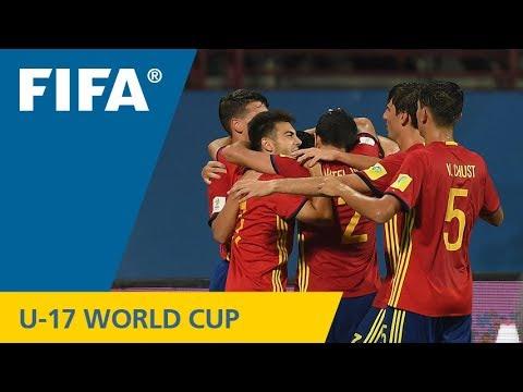 Match 32: Spain v Korea DPR – FIFA U17 World Cup India 2017