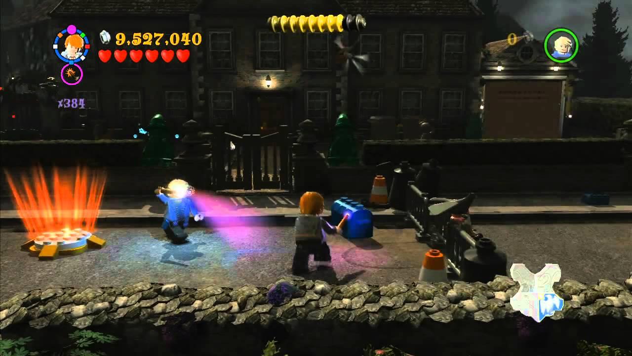 LEGO Harry Potter: Years 5-7 Walkthrough