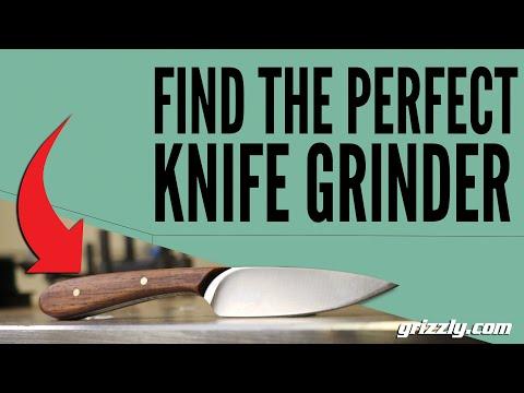 Knife Grinder Overview