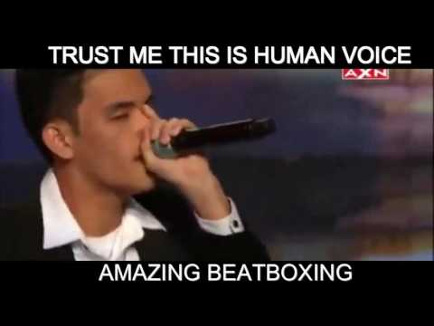 This is Original 100% human voice.