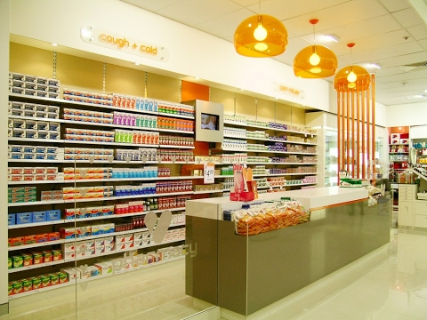 interior design ideas pharmacy - Convenience Store Design Ideas