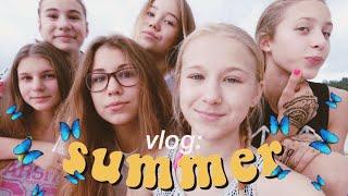 ☀ SUMMER VLOG ☀: лагерь, море, бананчик-хулиганчик