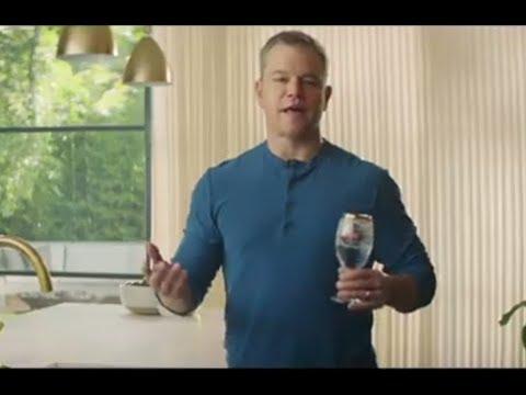 Stella Artois Super Bo... Matt Damon