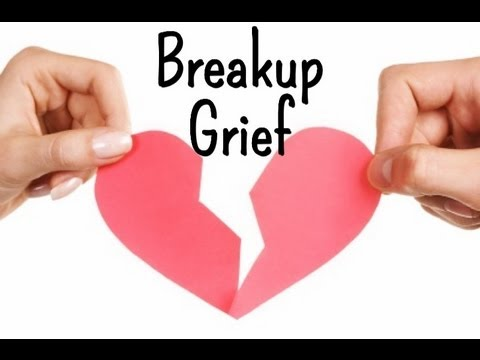 Stages of grief after breakup