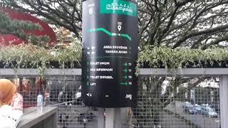 Skywalk  Teras Cihampelas  || Citizen Journalism || Fisip Unpas