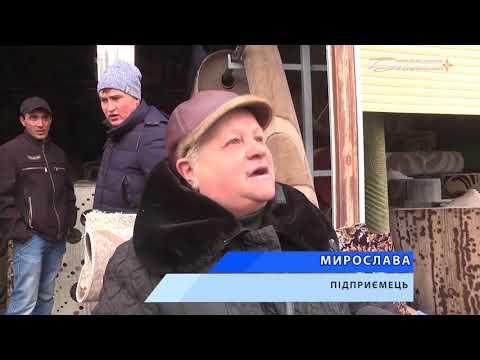 ТРК Буковина: На Калинівському ринку оговтуються після пожежі.