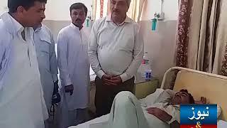 salman rafiq visit DG Khan