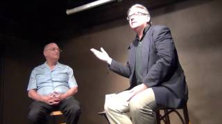 Theater Talk with David Rothenberg and James Grissom