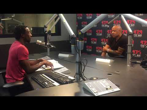 Rodney Demery on Access Houston on 97.9 The Box with KG Smooth