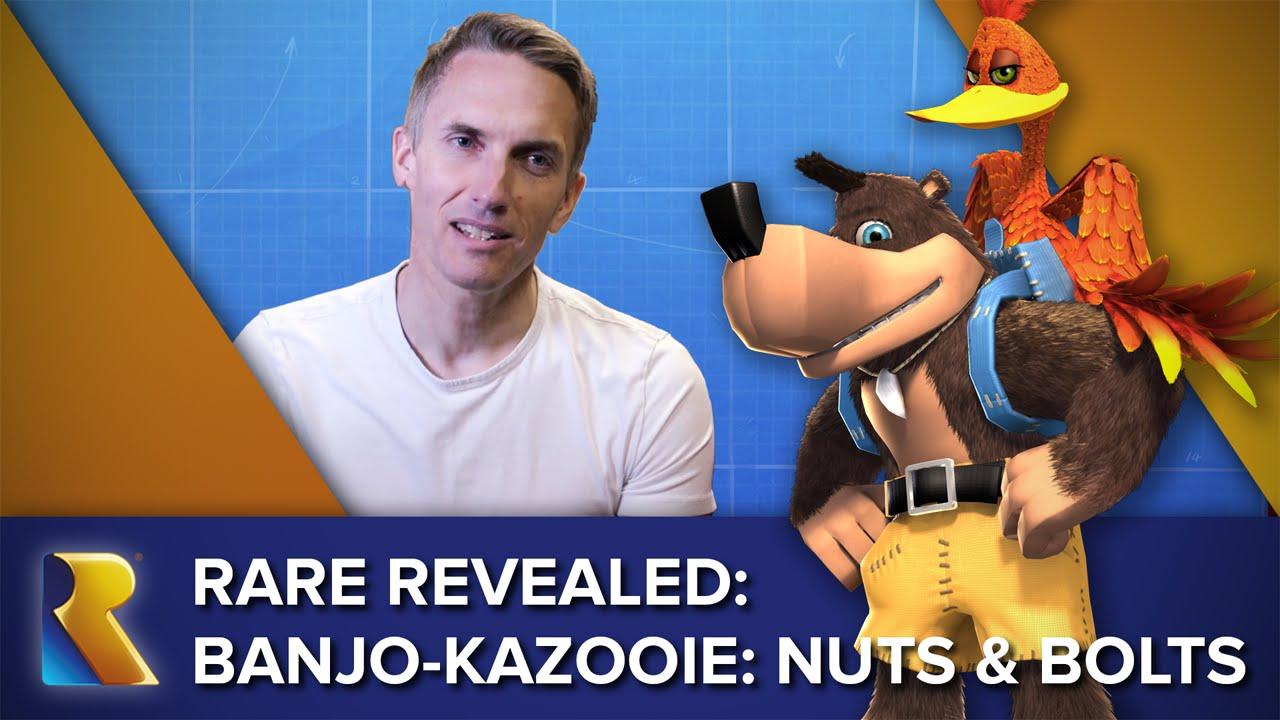 Rare had a cool idea for a Banjo-Kazooie remake