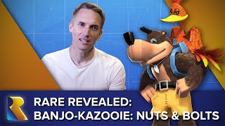 Rare Revealed: The Making of Banjo-Kazooie: Nuts & Bolts