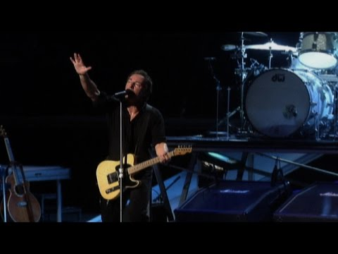 Trailer do filme Bruce Springsteen - Live In New York