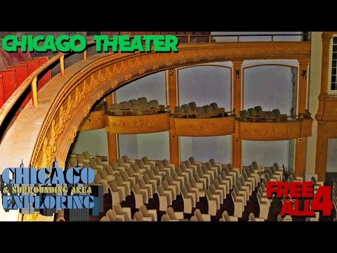 HUGE Abandoned Chicago Theater