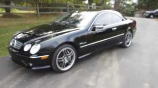** SUPER CLEAN & RARE !!! ** 2005 MERCEDES-BENZ CL65 AMG ** V12 TWIN TURBO ** SOLD !!!