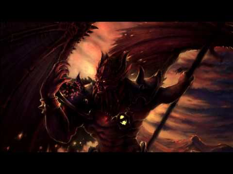World of Warcraft 7.2 - реплики Кил'Джедена.