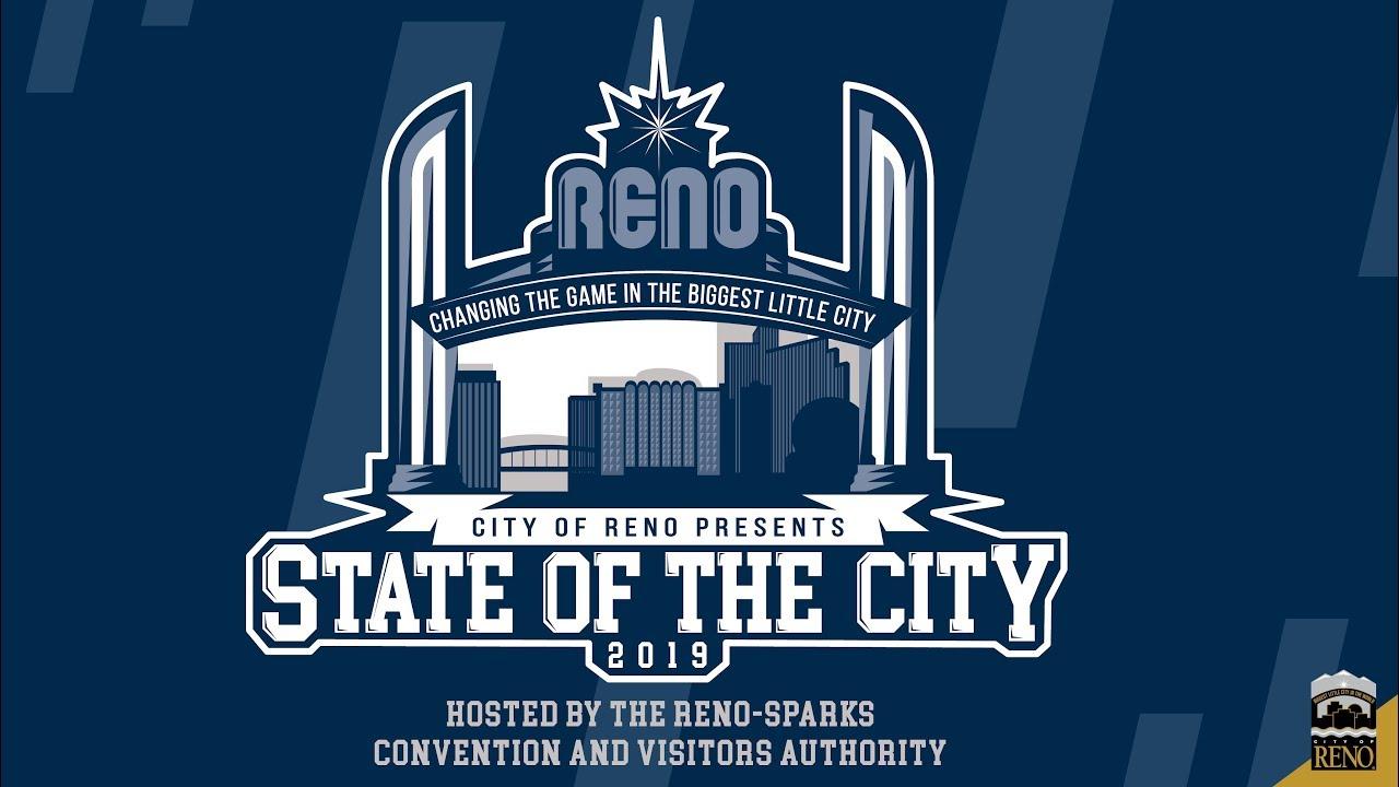 City Of Reno Jobs >> State Of The City City Of Reno