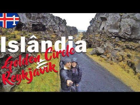 ISLÂNDIA #1   Reykjavík e Golden Circle   Felipe, o pequeno viajante