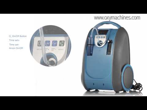 Small Light Legend LoveGo Portable Oxygen Concentrator