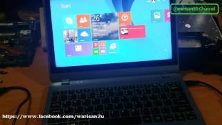 How to do full factory recovery Acer Aspire V5