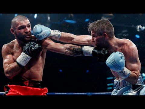 Magomed Kurbanov vs Liam Smith/ENG comment full fight