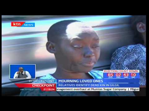 Family loses three daughters in Gilgil accident