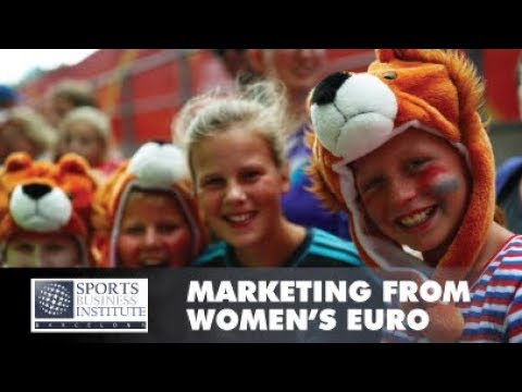 💬 Sports Business Institute - Marketing Lessons from Euro