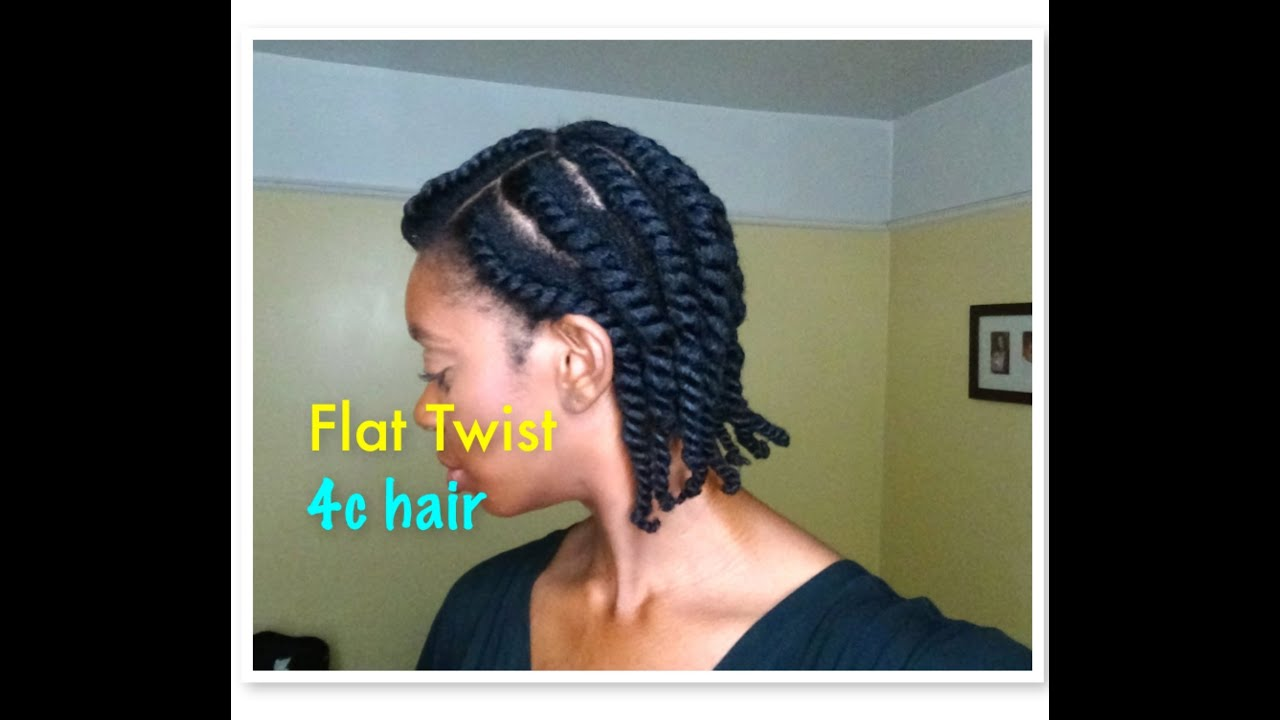 Flat twist with extensions tutorial images any tutorial examples how to 4c hair series flat twist youtube how to 4c hair series flat twist baditri baditri Images